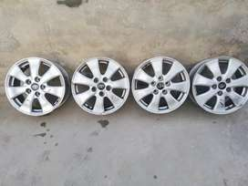 Used Toyota Japanese Alloy Rims