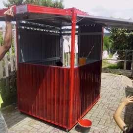 Rombong box kontainer