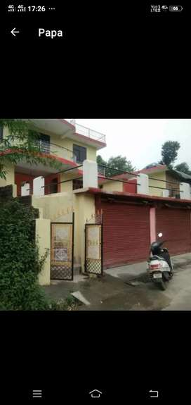 Roadside house price with 40 lacs