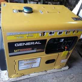 Genset General Silent MT8000