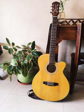 Semi Acoustic Granada guitar for sale