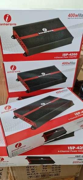 Power 4ch Intersys Tenaga Joss