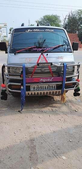 Maruti Suzuki Omni 8 Seater BSIV, 2013, LPG