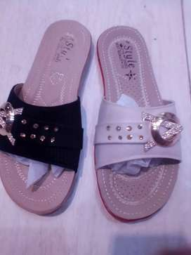 Crape sole flate chappal available in new fashion and trend.