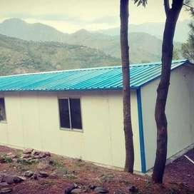 Prefabricated house/Portable washroom/house container