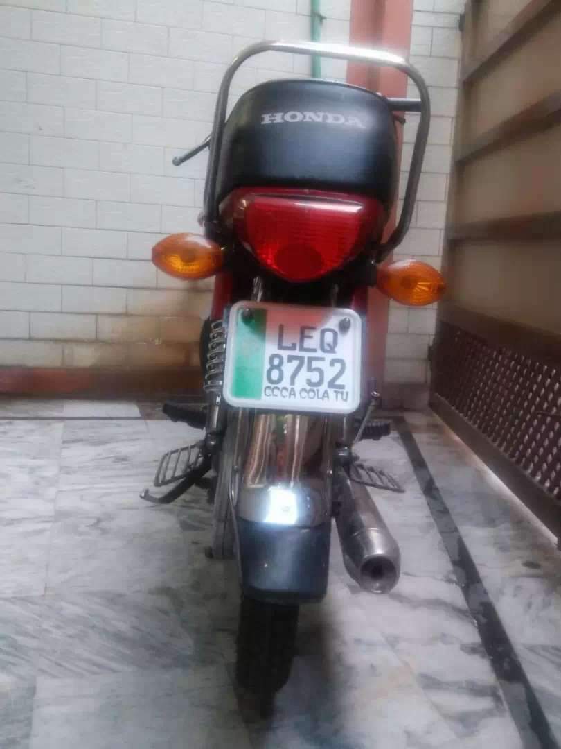 Honda cd 70 engine condition 10/10. 0