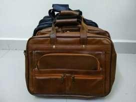 Genuine Leather Bag Brand New