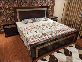 Brand new Versace Designer's bed set and all home furniture