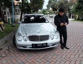 Mercedes Benz W211 E200 Kompresor 2005 Mercy E Class mulus istimewa