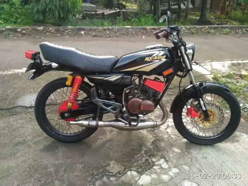Jual RX-KING Kesayangan th 1994 COBRA 0