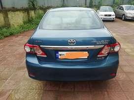 My new brand Toyota Altis no worke