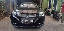 Honda Hrv E cvt 2016 hitam km 23 rban