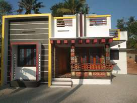 House for rent in moozhnada new house