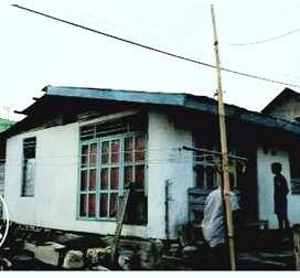 Jual Rumah bangunan lama layak huni
