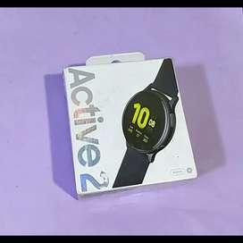 Samsung Galaxy Watch Active 2 (Bluetooth, 44 mm) - Aluminium