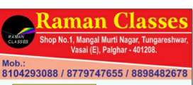Teachers required in vasai east