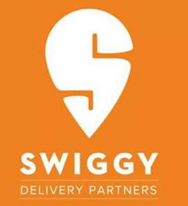 Delivery boy for SWIGGY COMPANY