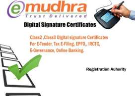 GST, Income Tax, Accounting, Digital Signature