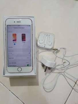 IPHONE 6S 64GB ROSEGOLD LENGKAP MULUSSS BANGET TINGGAL MAKAI