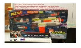 NERF N-Strike Modulus Blaster ECS-10 Mainan Anak ORIGINAL SNI