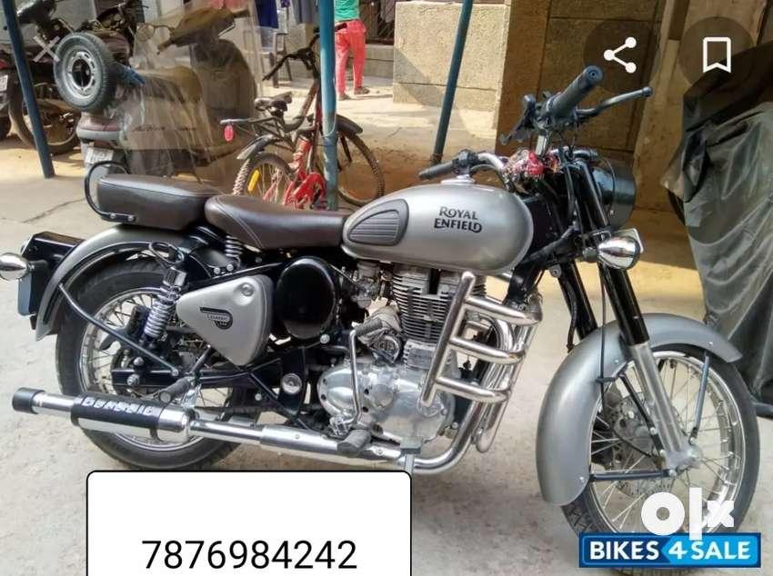 Gud condition bike no time pass plz