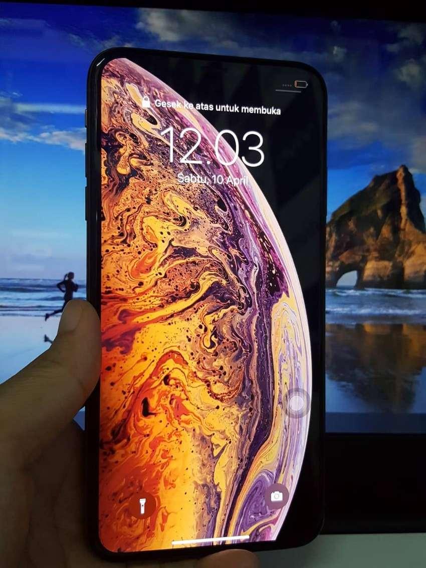 Iphone Xs max 512gb Original normal ,mulus fullset terjamin!! -Rz