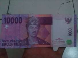 Uang 10.000 tahun 2009
