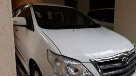 Toyota Innova 2014 Diesel 142000 Km Driven company maintenance
