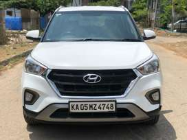 Hyundai Creta 1.4 E Plus Diesel, 2019, Diesel