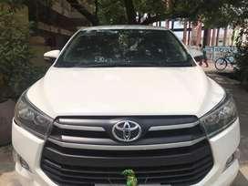 Toyota INNOVA CRYSTA 2017 Diesel 102000 Km Driven