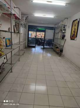 1000 sq. Ft ground floor shop for rent