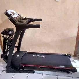 With auto Incline/big Treadmill electric baru