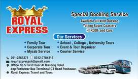 Royal express travels and tour