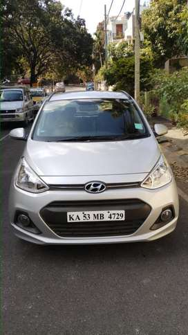 Hyundai Grand I10 Asta Automatic 1.2 Kappa VTVT, 2014, Petrol