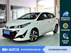 [OLX Autos] Toyota Yaris 2018 1.5 TRD Sportivo A/T Putih #Victorindo