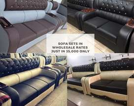Sofa sets in best rate