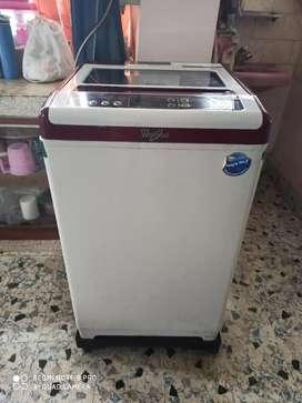 Whirlpool top loading washing machine