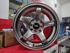 Velg Mobil Honda Brio Ring 15 HSR TENDON