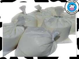 Susu Sapi Murni & Pasteurisasi Siap Minum