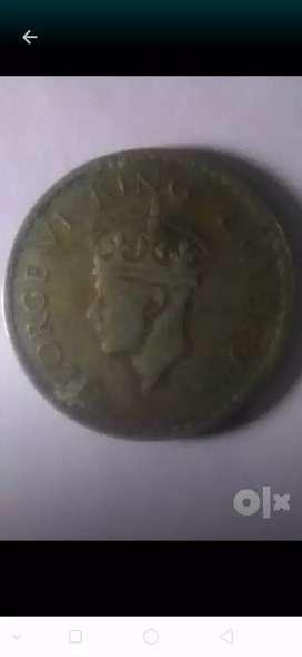200 saal purana Indian coins