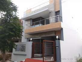 Newly built in gated colony with all the modern amenities.