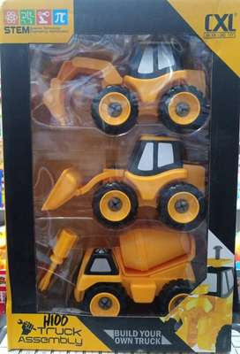 Toys on Wholesale Price- toy set- Build your own Truck
