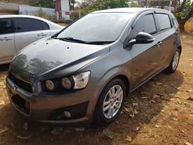 Chevrolet aveo matic 2013
