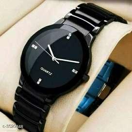 Henna attractive stylish men,s watch  Rs- 300