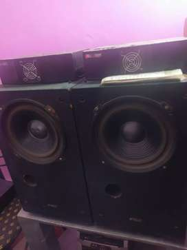 Woofer 10inch f b area