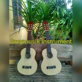Gitar lele natural greymusik seri 202