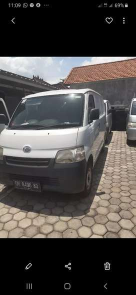 Daihatsu Granmax blindvan asli DR 2014 pajak baru