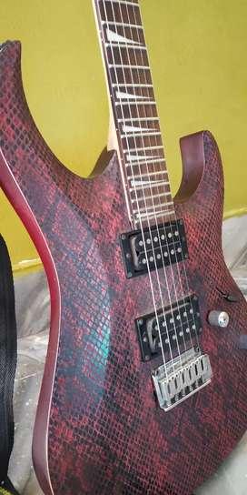 Electric Guitar Cort x2vpr (maroon)
