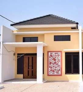 Dijual rumah baru di Abdul Gani Cilodong Depok Jabar