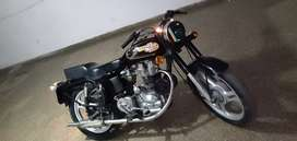 Royal Enfield in a very good working condition